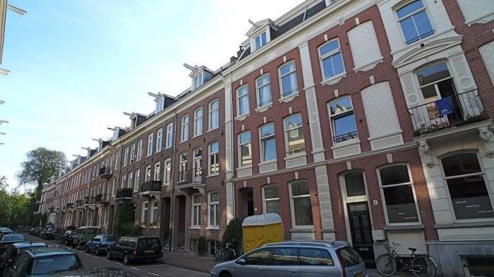 Foto van Saxenburgerstraat 2 A-1A, Amsterdam