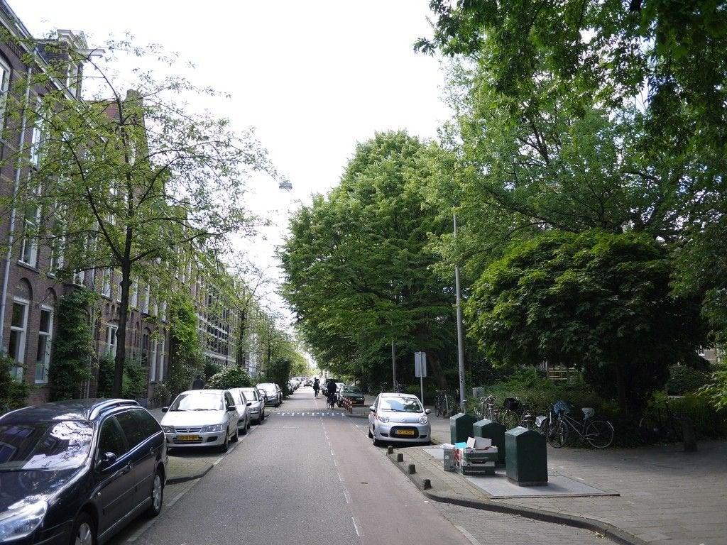Foto van Eerste Helmersstraat, Amsterdam
