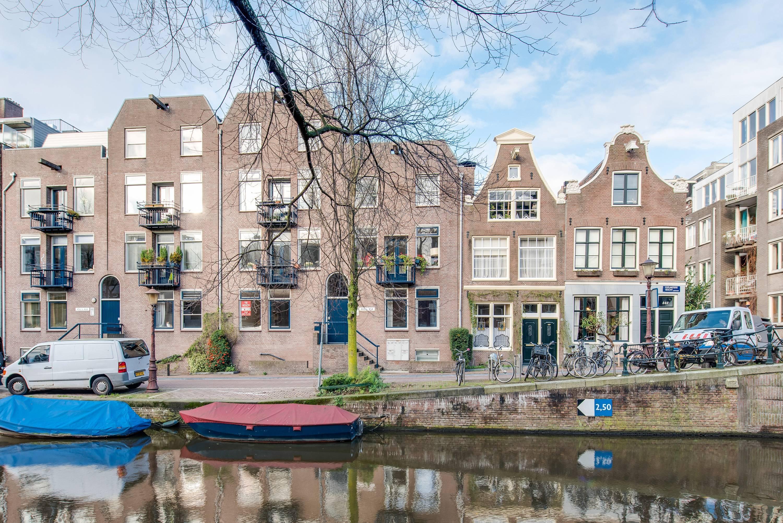 Foto van Egelantiersgracht, Amsterdam