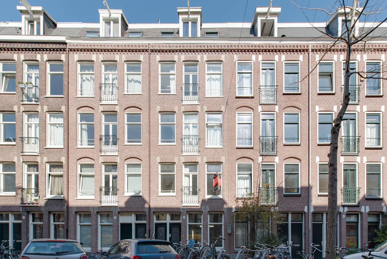 Foto van Borgerstraat, Amsterdam