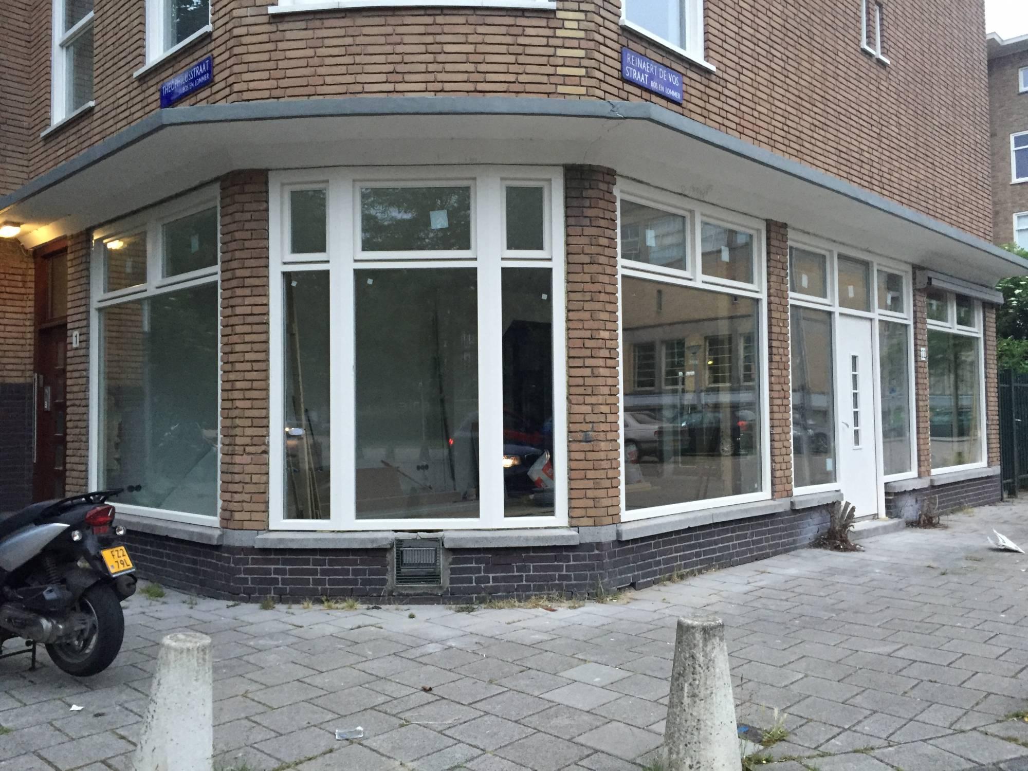 Foto van Reinaert de Vosstraat 22, Amsterdam