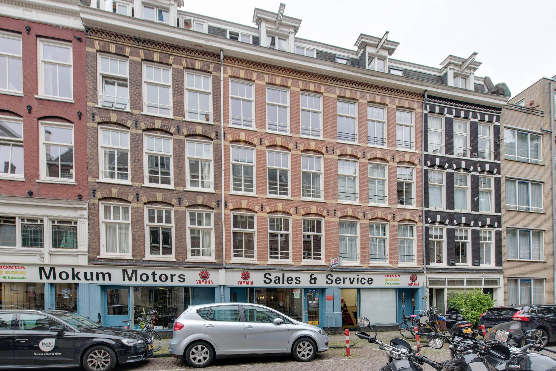 Foto van Van Ostadestraat, Amsterdam