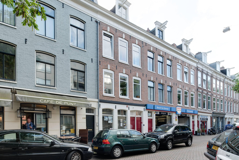 Foto van Tweede Jacob van Campenstraat 148 boven, Amsterdam