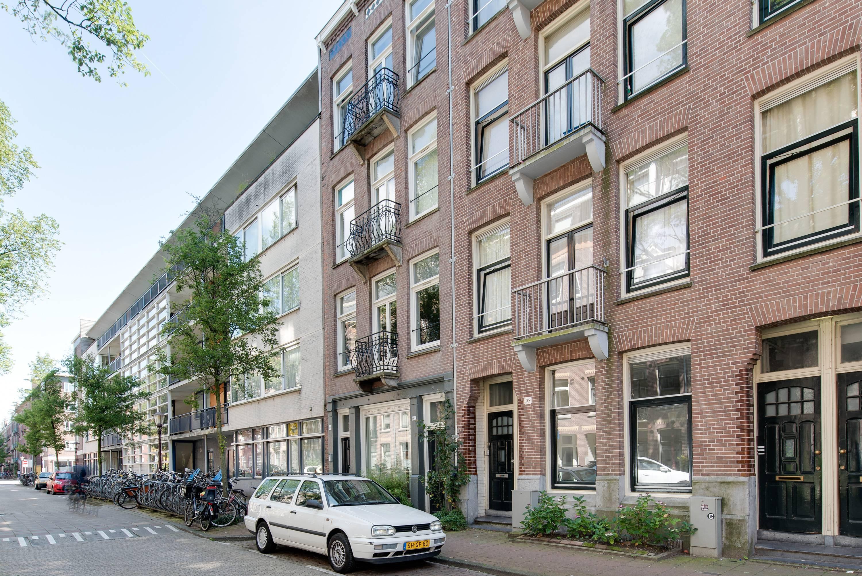 Foto van Vrolikstraat 100 I, Amsterdam