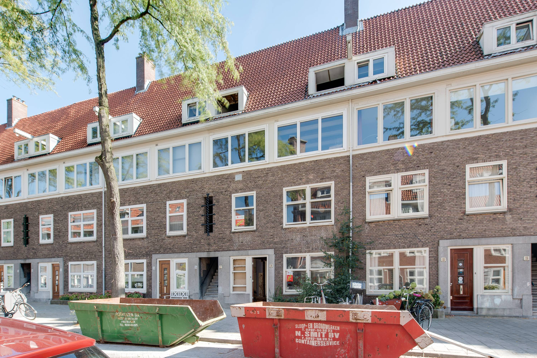 Foto van Paramaribostraat 122 II, Amsterdam