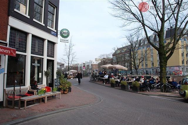 Foto van Nieuwe Leliestraat, Amsterdam