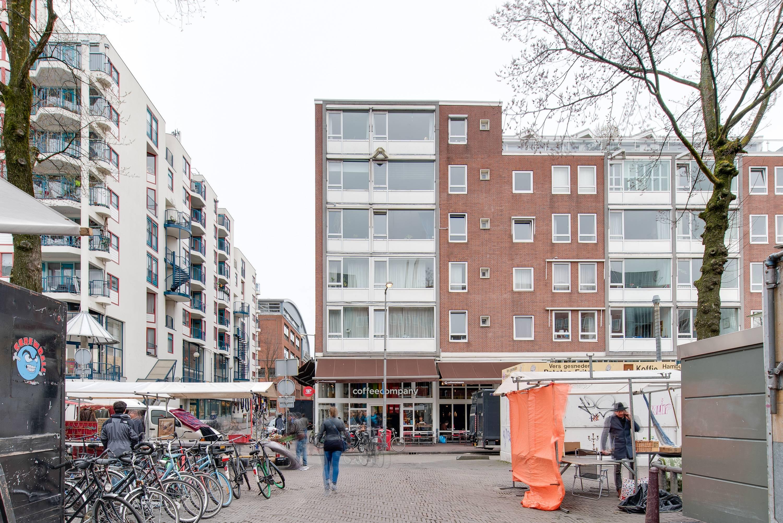 Foto van Waterlooplein, Amsterdam