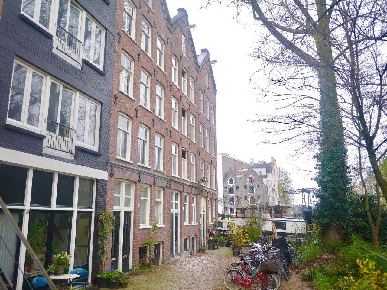 Foto van Nieuwegrachtje 2, Amsterdam