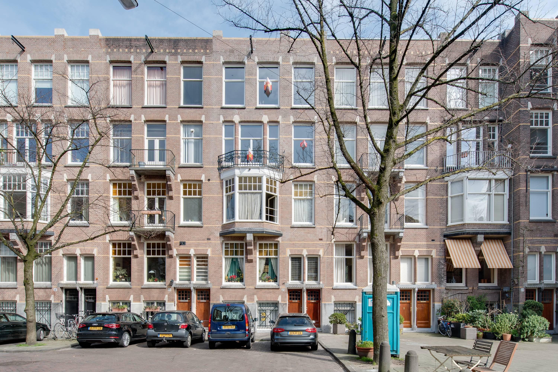 Foto van Okeghemstraat 15 boven, Amsterdam