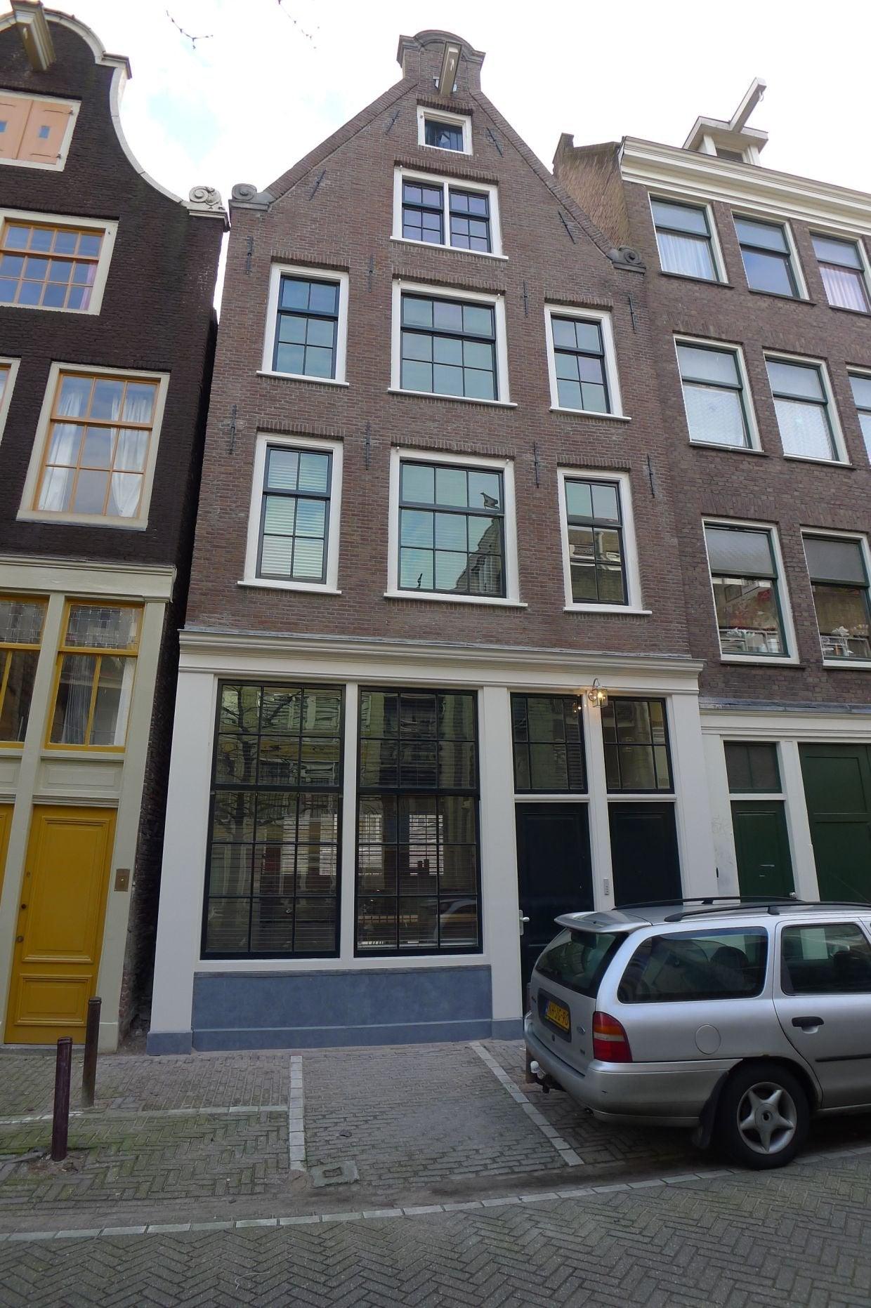 Foto van Rozenstraat, Amsterdam
