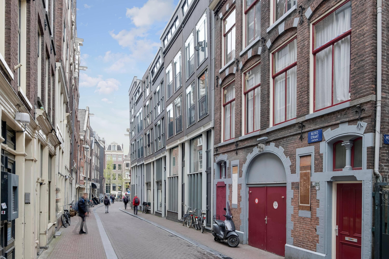 Foto van Bloedstraat, Amsterdam