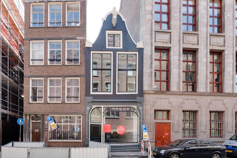 Foto van Beursstraat 39 1, Amsterdam