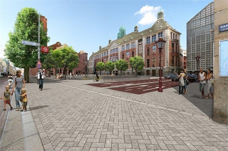 Photo of Beursstraat 39 1, Amsterdam
