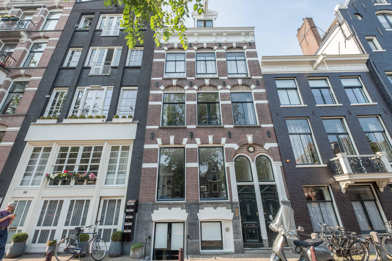 Foto van Leidsegracht 92 B, Amsterdam