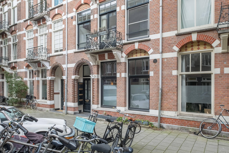 Foto van Tweede Helmersstraat, Amsterdam