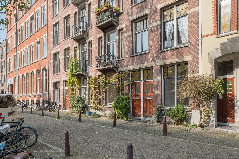 Foto van Nieuwe Achtergracht 27 HS, Amsterdam