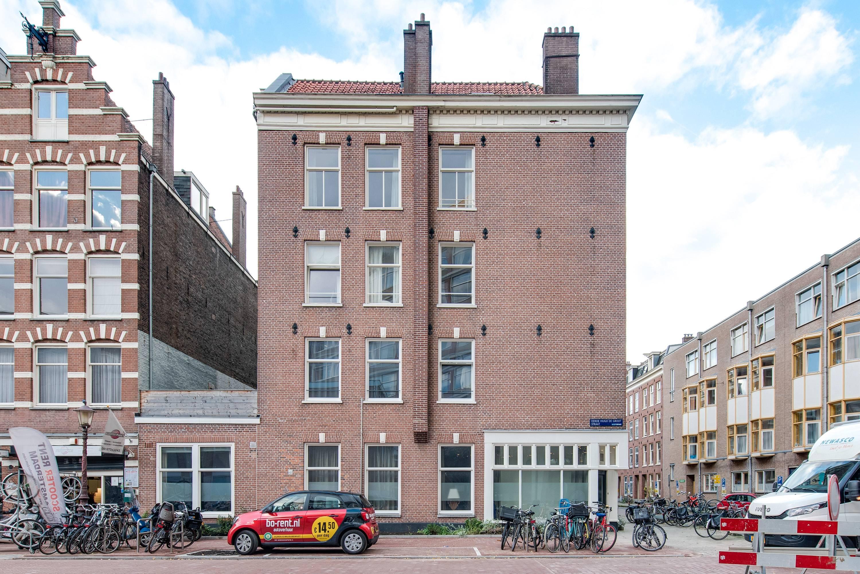 Foto van Van Oldenbarneveldtstraat, Amsterdam