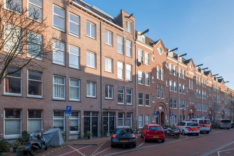 Foto van Balistraat, Amsterdam
