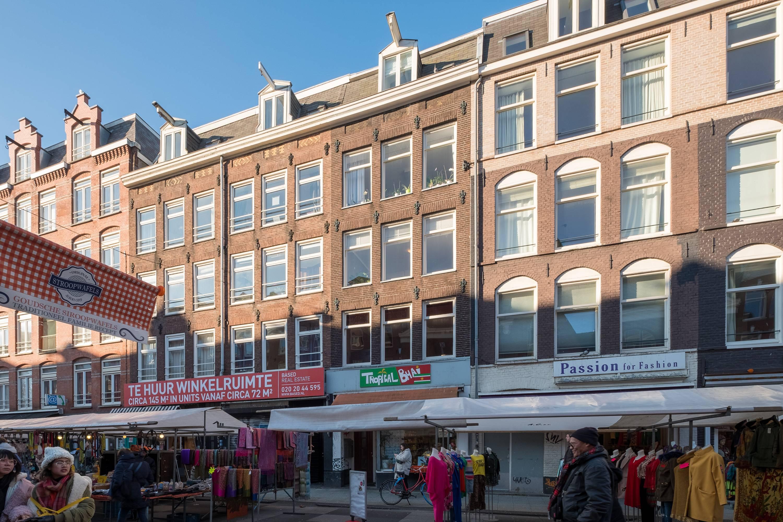 Foto van Albert Cuypstraat 193 II, Amsterdam