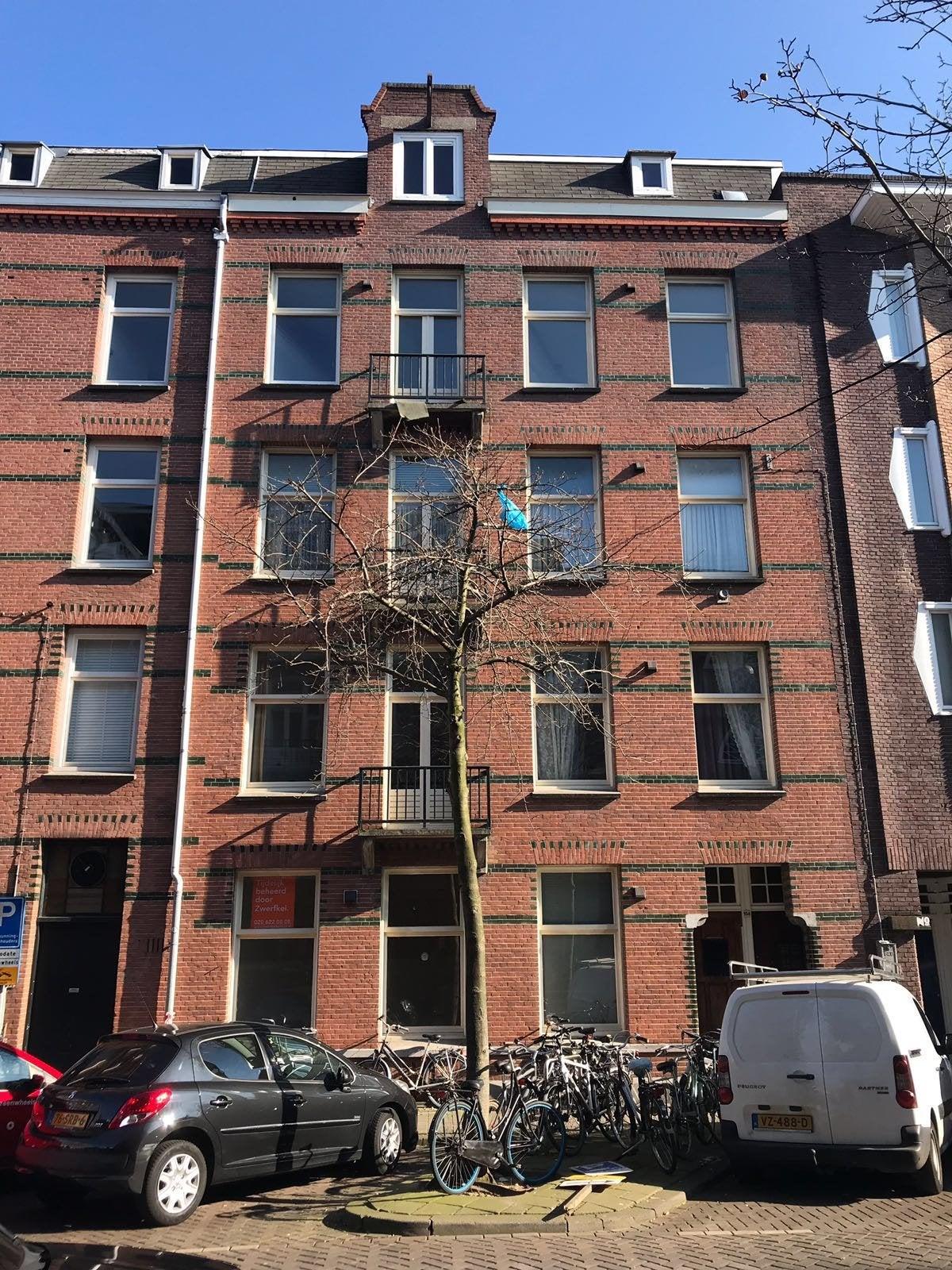 Foto van Van Speijkstraat 154, Amsterdam