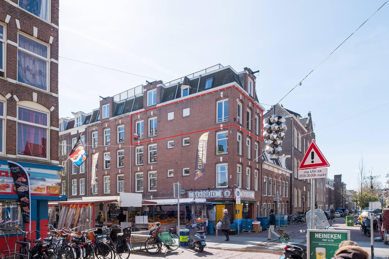 Foto van Bellamystraat, Amsterdam