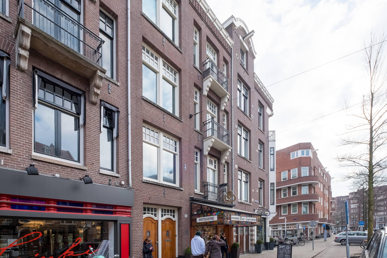 Foto van Van Baerlestraat, Amsterdam