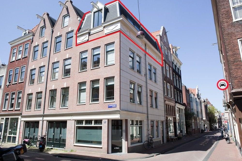 Foto van Tweede Laurierdwarsstraat, Amsterdam