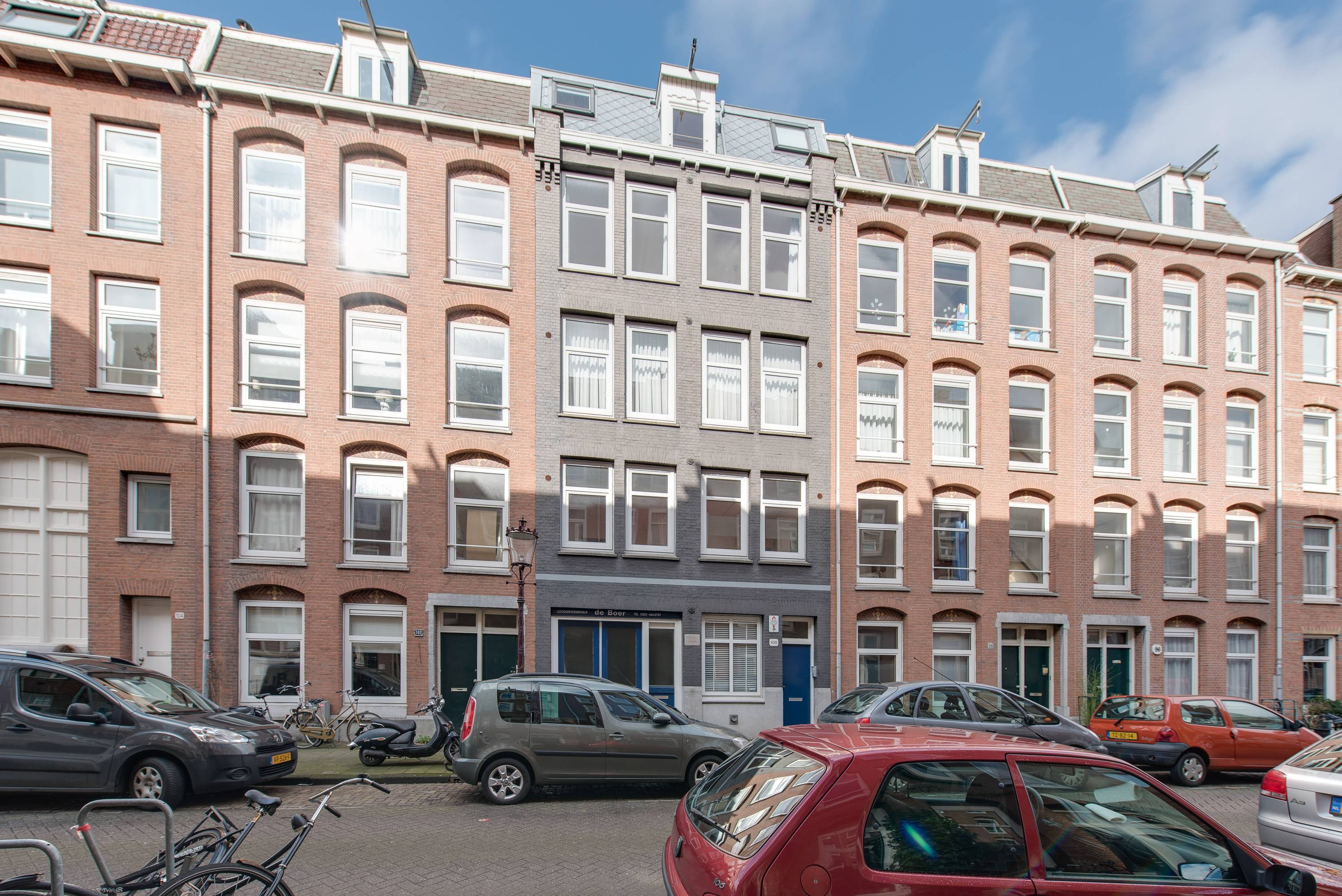 Photo of Fagelstraat 100 I, Amsterdam