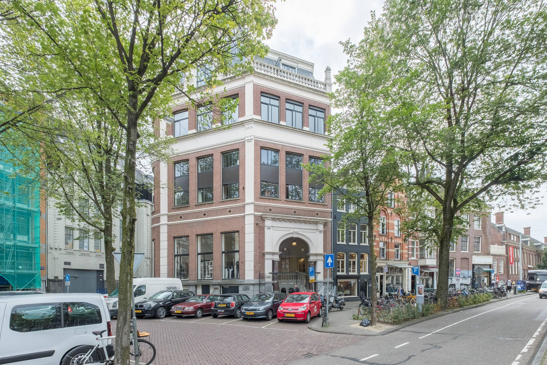 Foto van Nieuwezijds Voorburgwal, Amsterdam