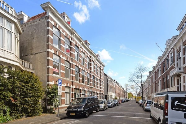 Riouwstraat, The Hague