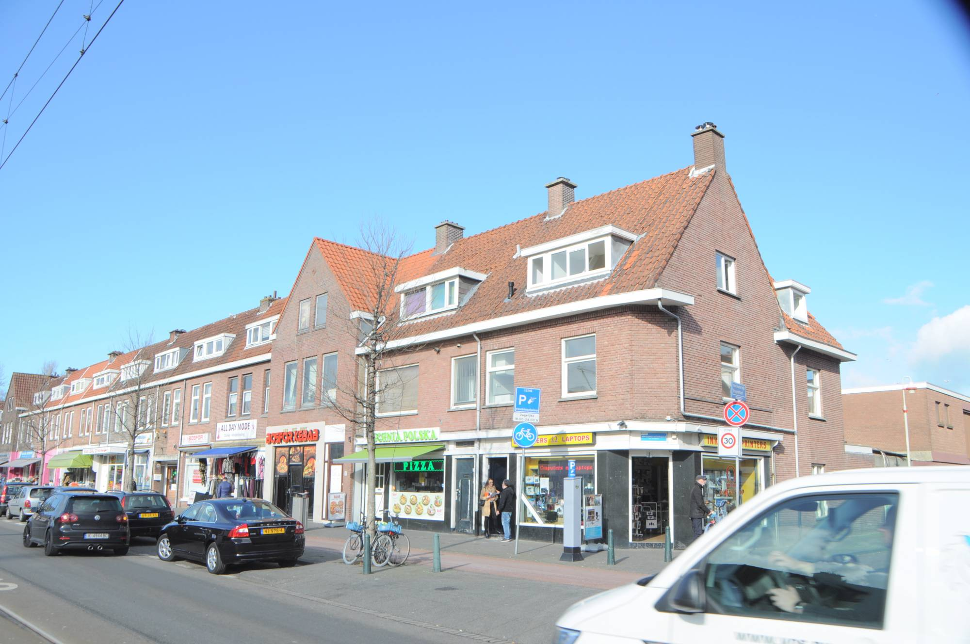 Foto van Hildebrandstraat