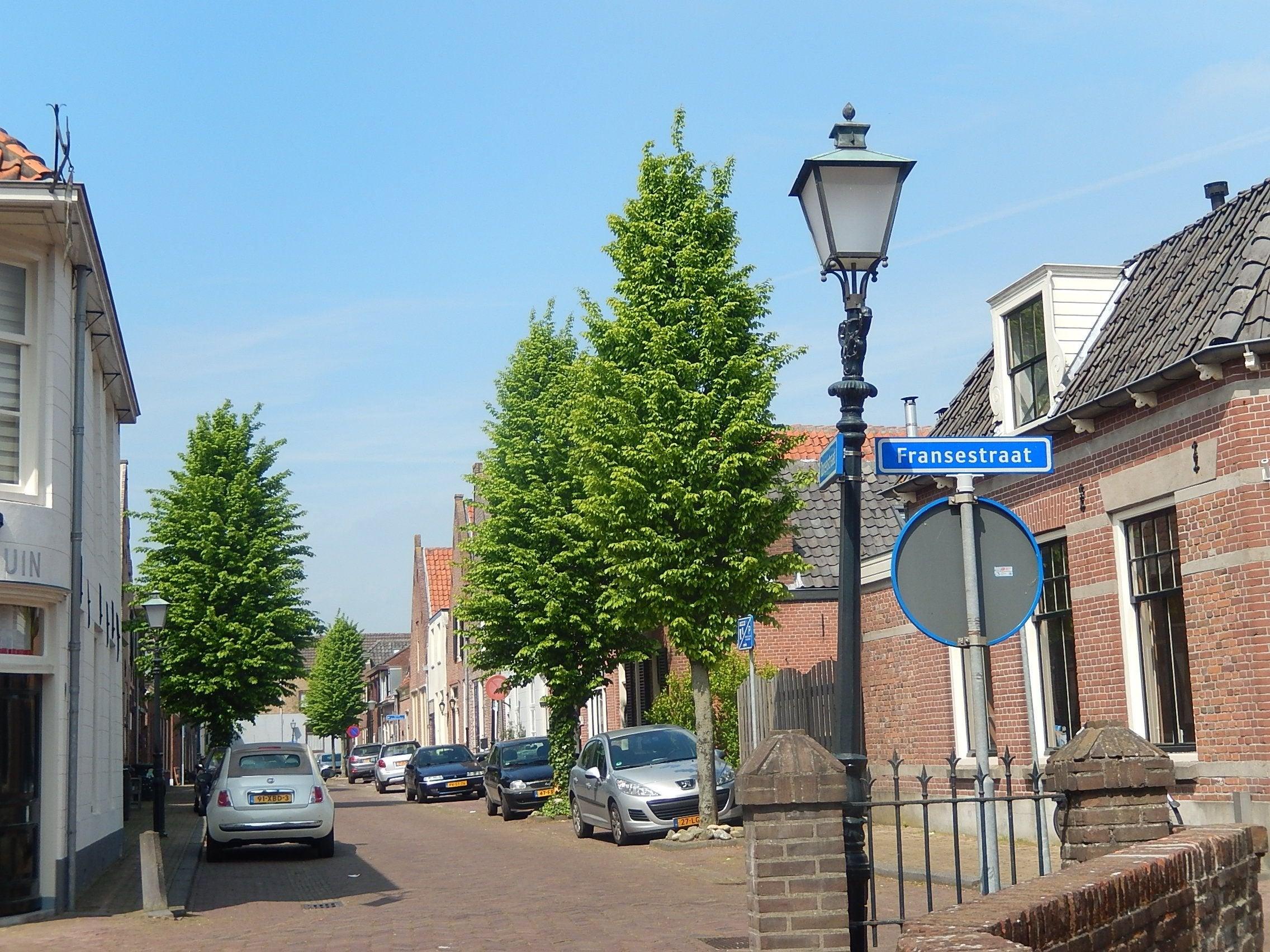 Fransestraat, Ameide