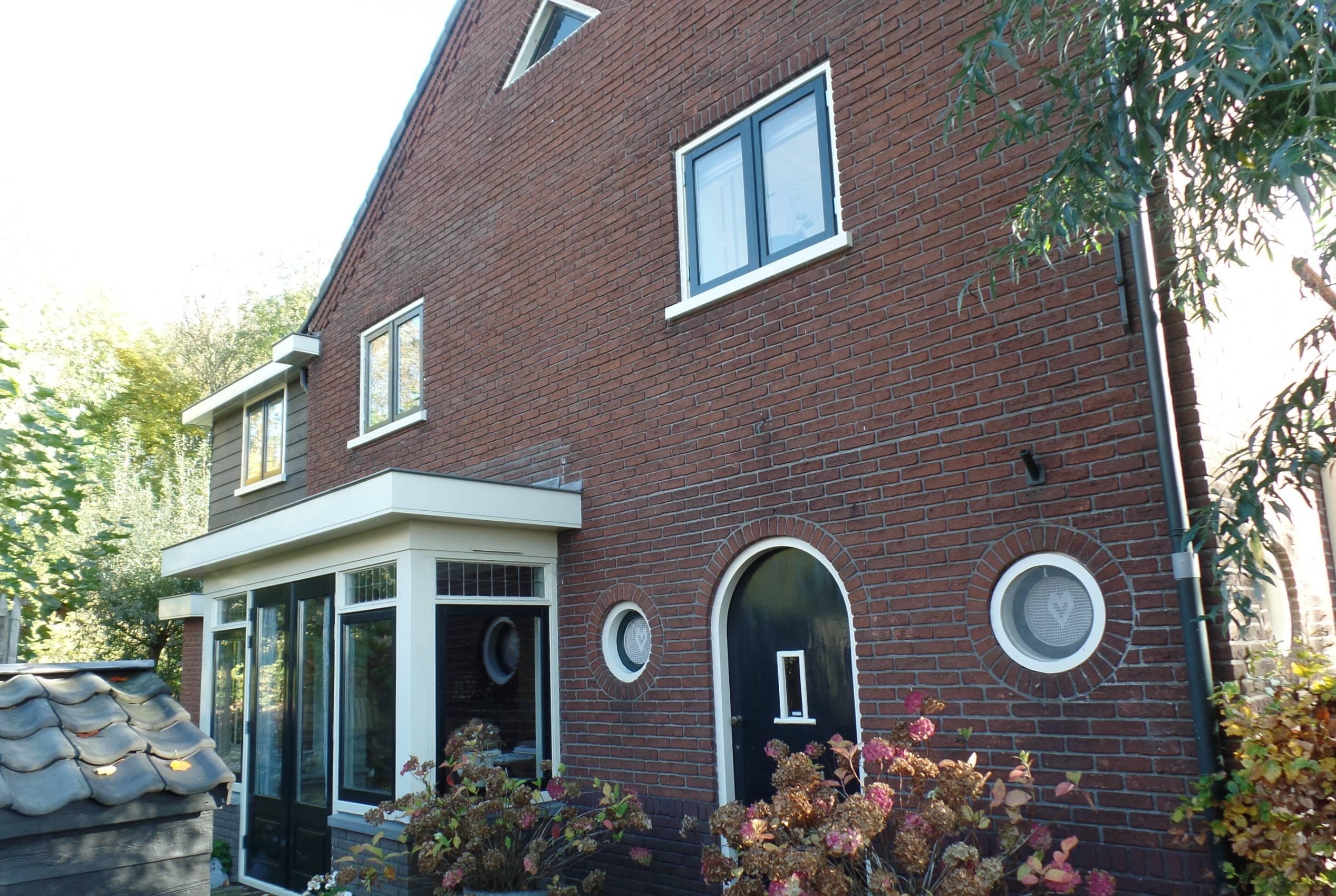 Dorpslaan, Nieuw-Lekkerland