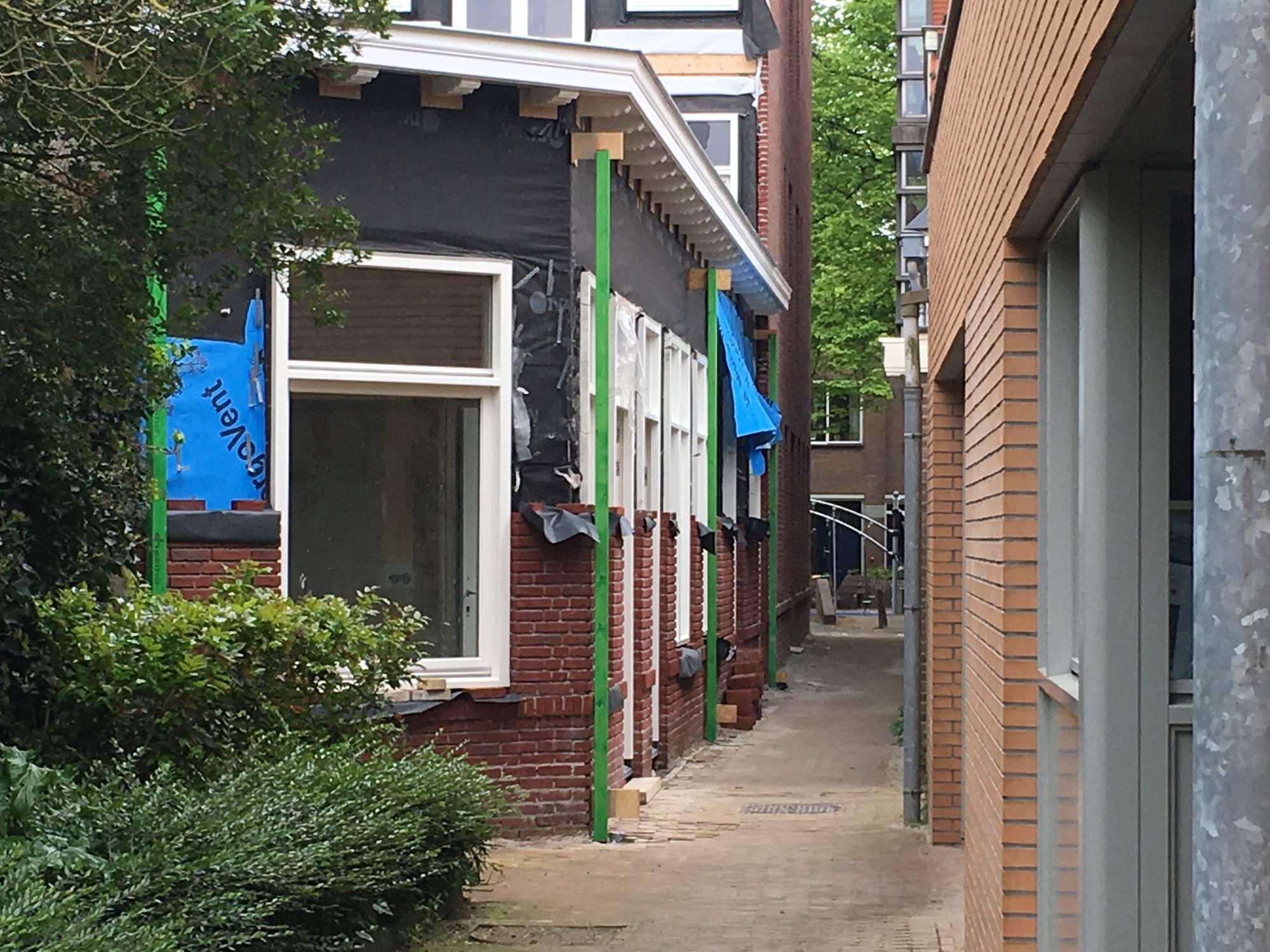 Blauwe Haansteeg, Gorinchem