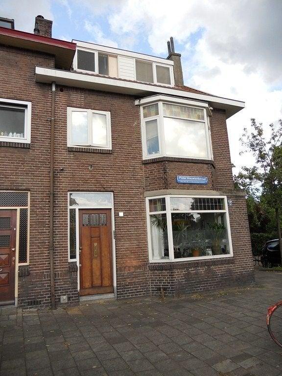 Pieter Nieuwlandstraat, Utrecht