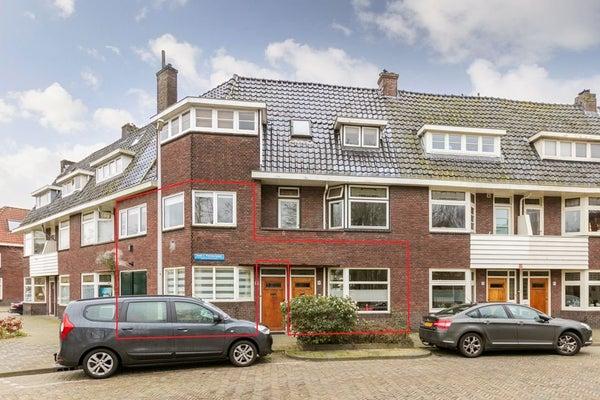 Dodt van Flensburglaan, Utrecht