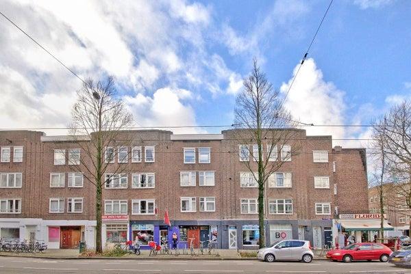 Van Woustraat, Amsterdam