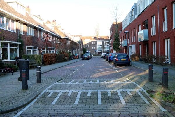 Johan de Meesterstraat, Utrecht
