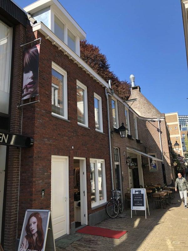 Zakkendragerssteeg, Utrecht