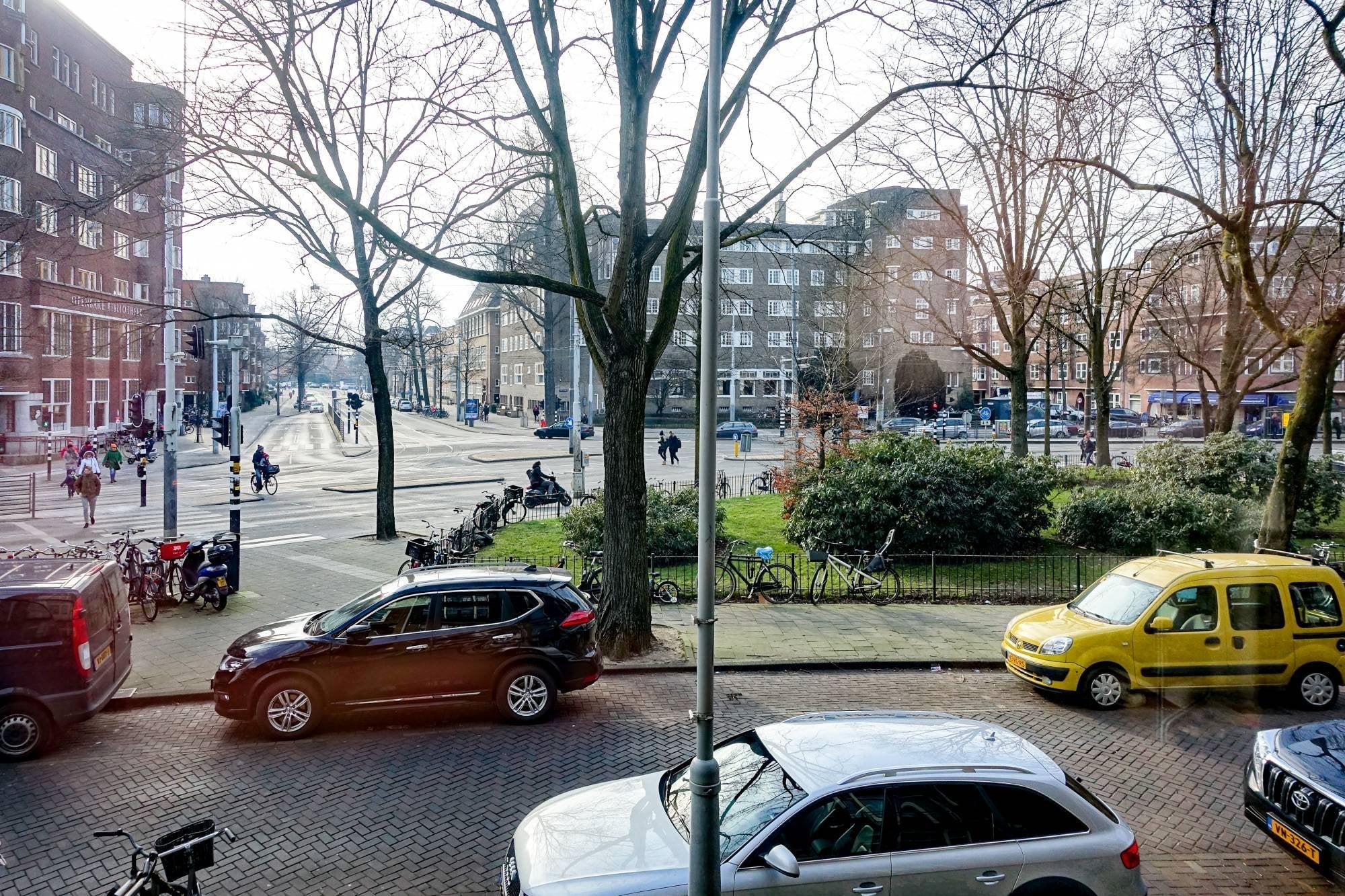 Roelof Hartplein, Amsterdam