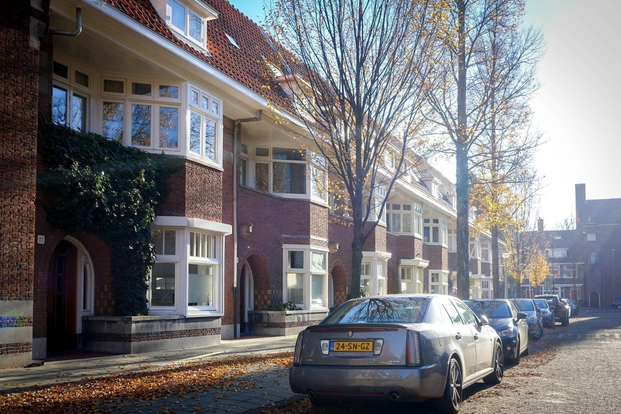 Memlingstraat, Amsterdam