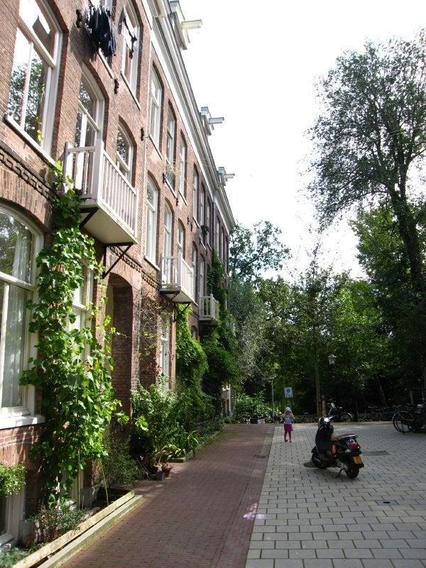 Amsterdam, Saxenburgerstraat