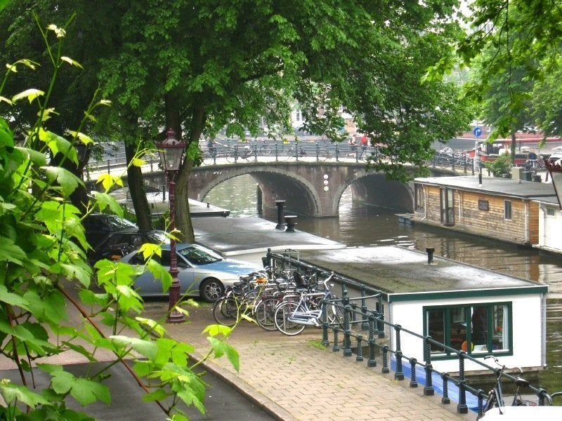 Amsterdam, Nieuwe Prinsengracht