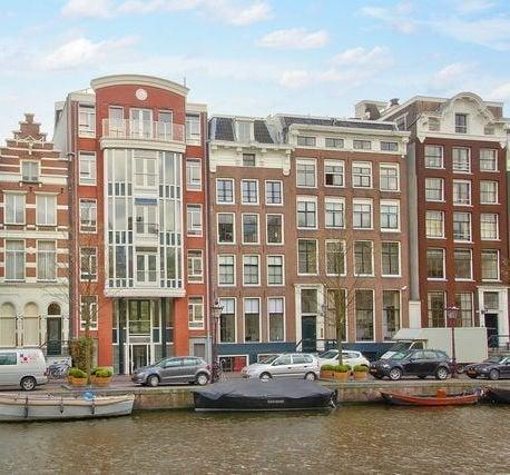 Amsterdam, Singel