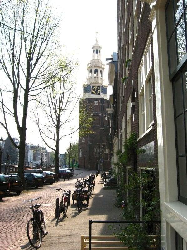 Amsterdam, Oude Waal