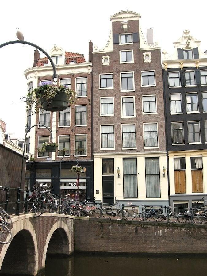 Amsterdam, Oudezijds Voorburgwal