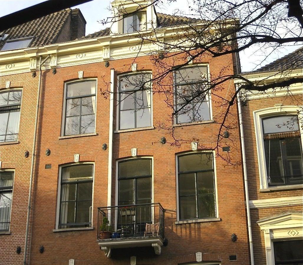 Amsterdam, Vondelstraat