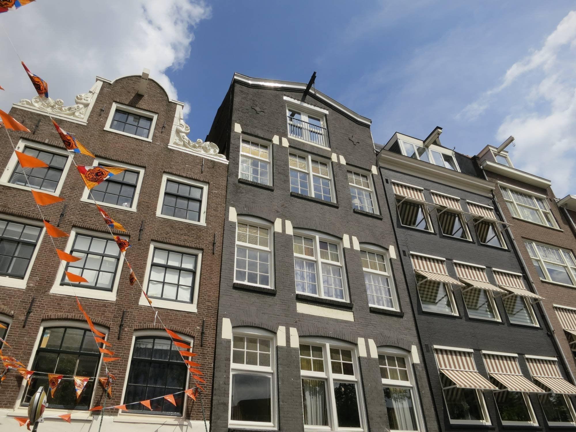 Amsterdam, Westerstraat
