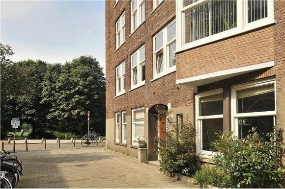 Amsterdam, Willem Schoutenstraat