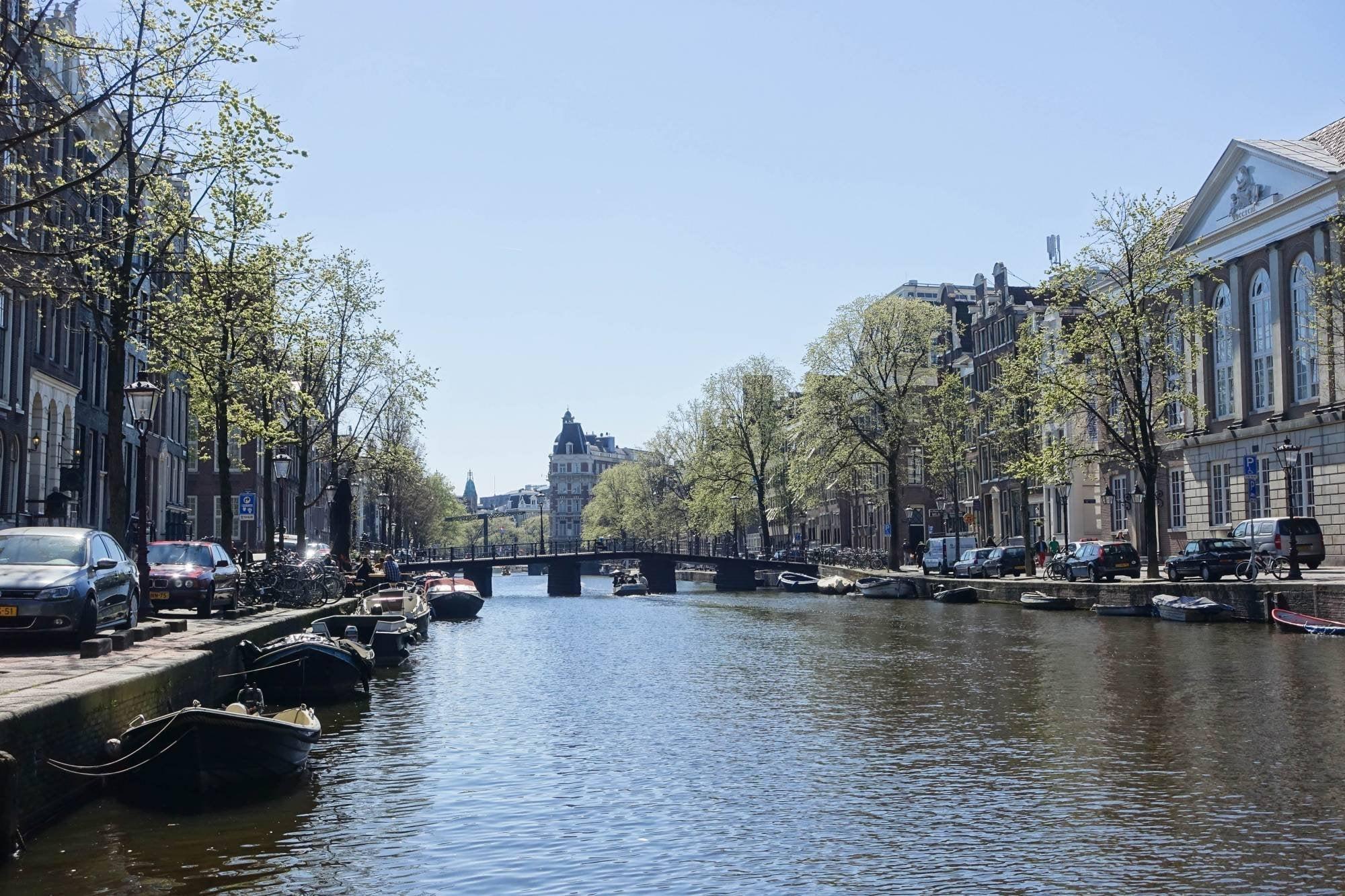 Amsterdam, Kloveniersburgwal